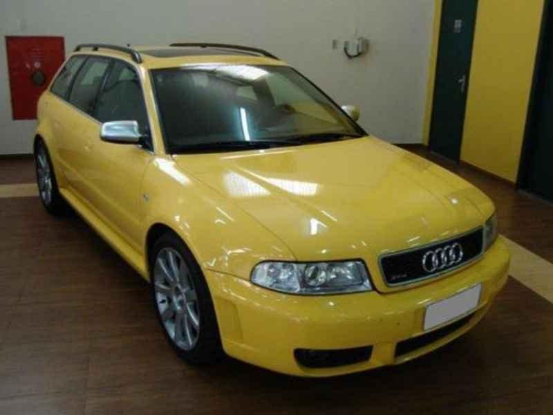 10081 - Audi RS4