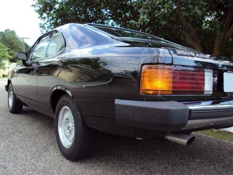 10093 - Opala 250-S 1986  3.000km