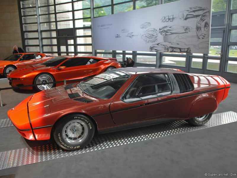 BMW Turbo  1972 Concept