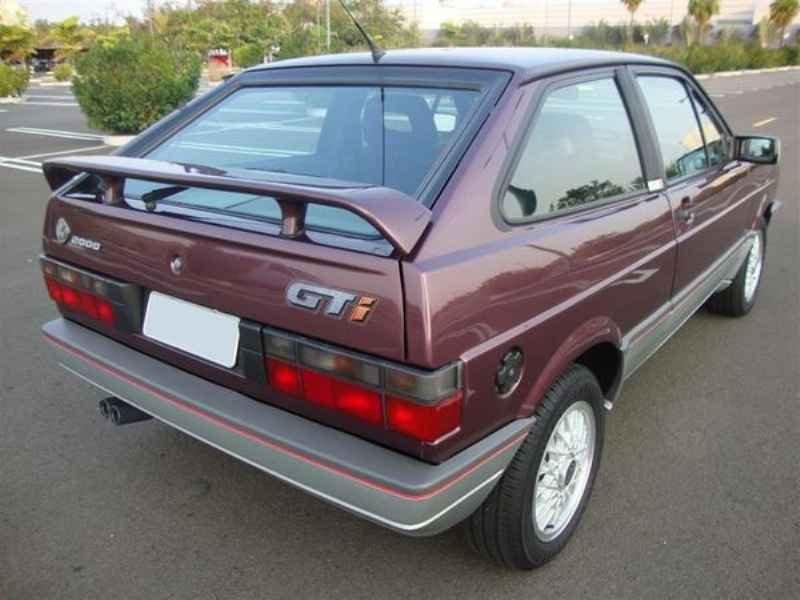 10555 - Gol GTi 1994