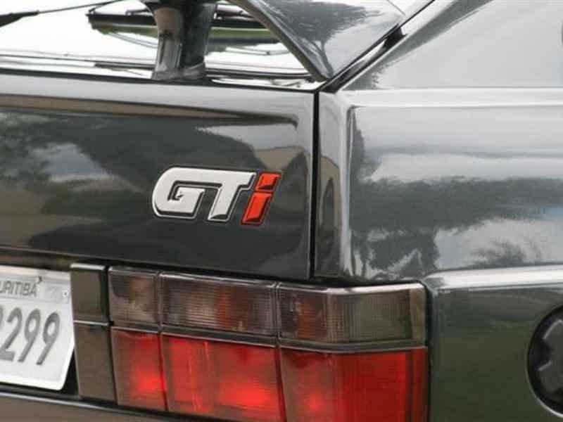 10603 - Gol GTi 1993 e 1992