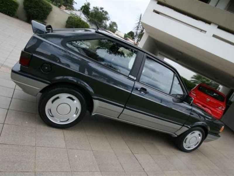10604 - Gol GTi 1993 e 1992