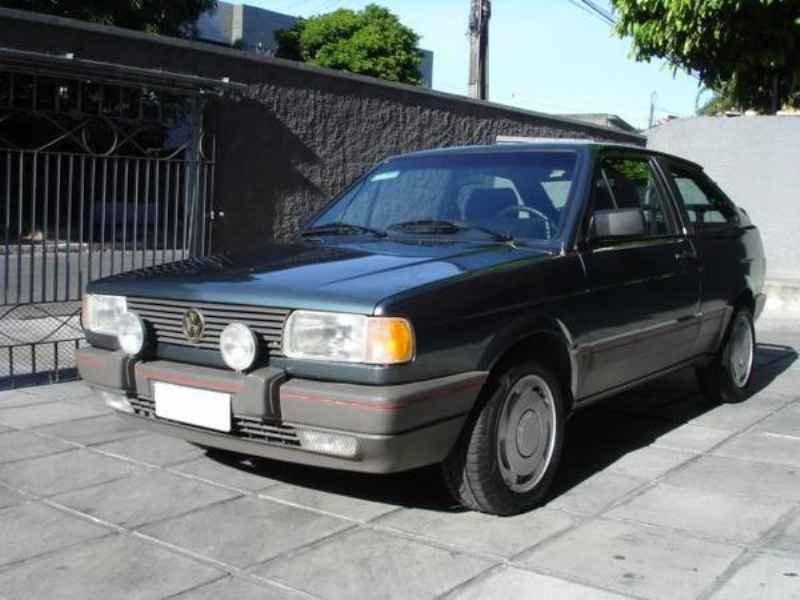 10608 - Gol GTi 1993 e 1992