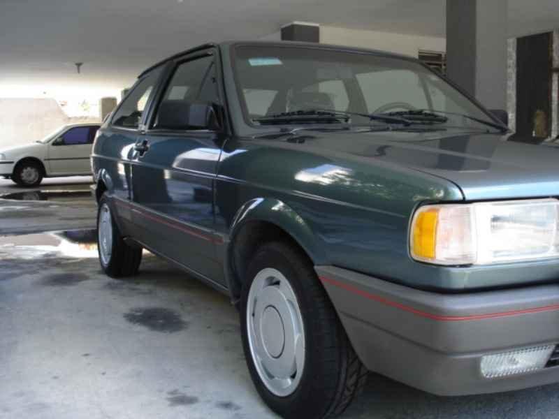 10610 - Gol GTS 1994  6.000km