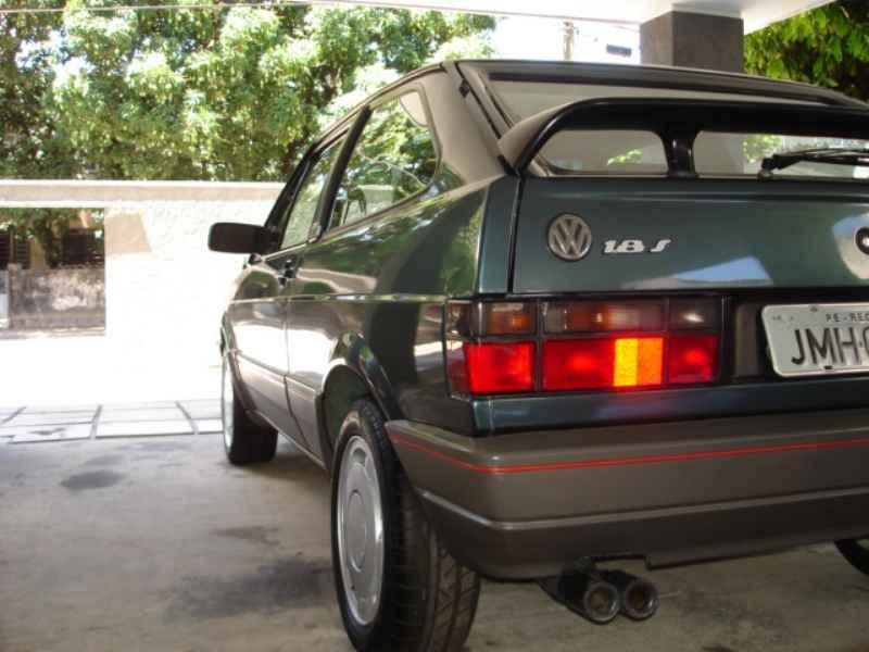 10612 - Gol GTS 1994  6.000km