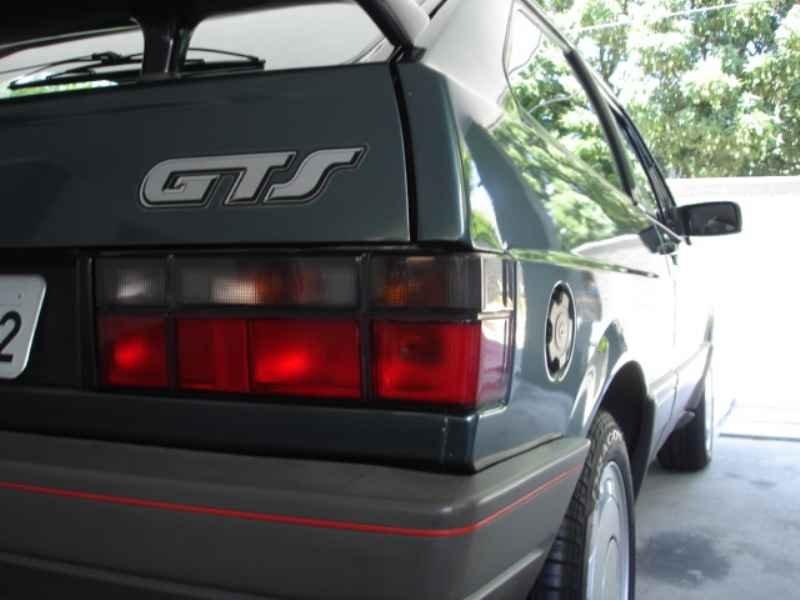 10613 - Gol GTS 1994  6.000km