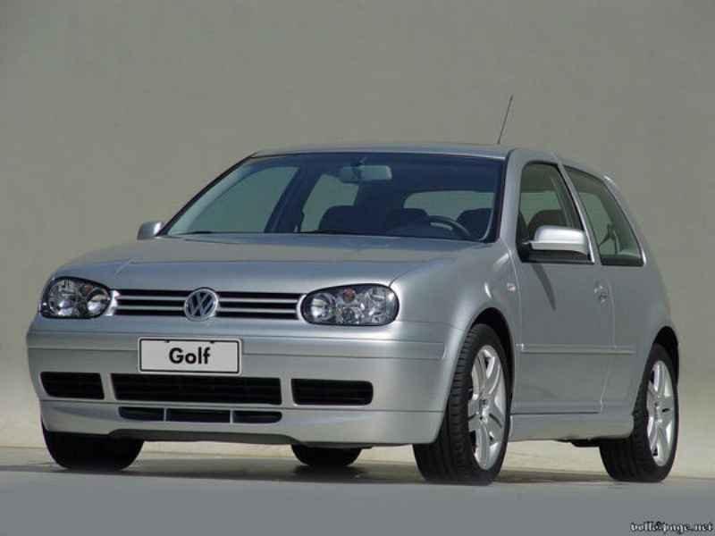 10632 - Golf GTi VR6 2003  1.200km