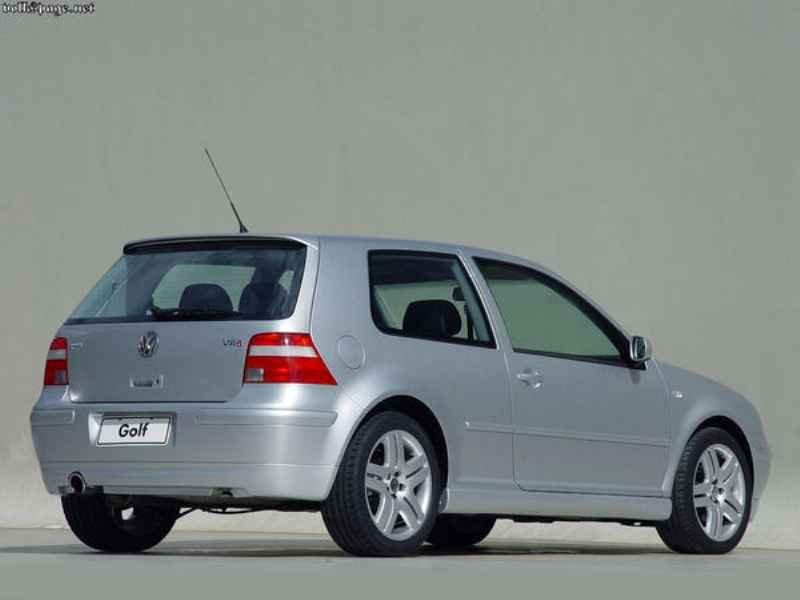 10633 - Golf GTi VR6 2003  1.200km