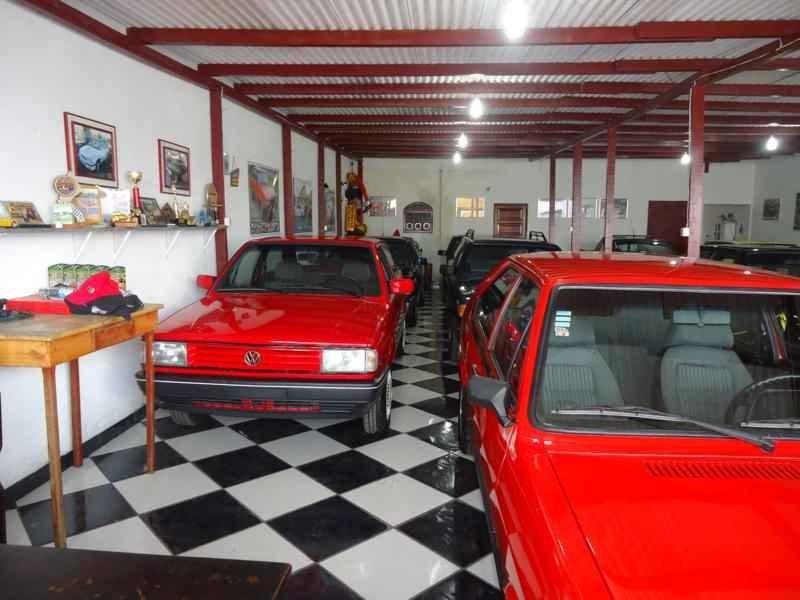 Garagem do Fabricio II