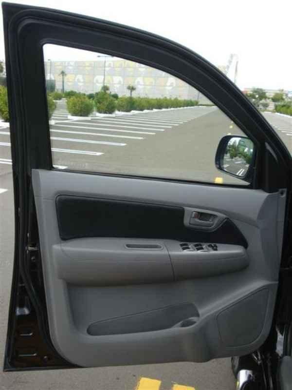 10844 - Hilux SRV 4x4 2006 Blindado