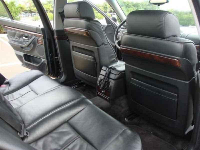 10870 - BMW 750i V12 1995