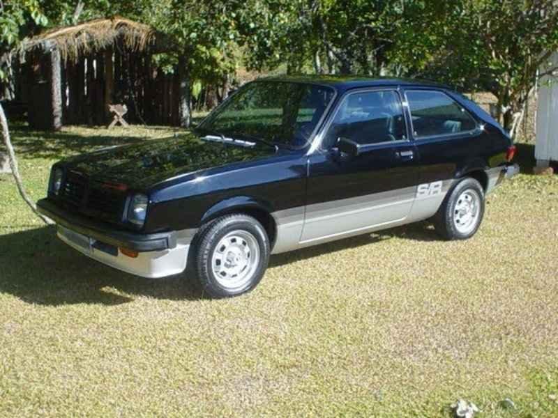 11022 - Chevette Hatch S/R de 1981