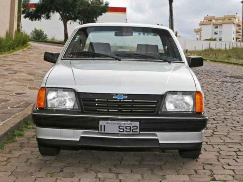 11033 - Monza SL/E 1989  3.000km