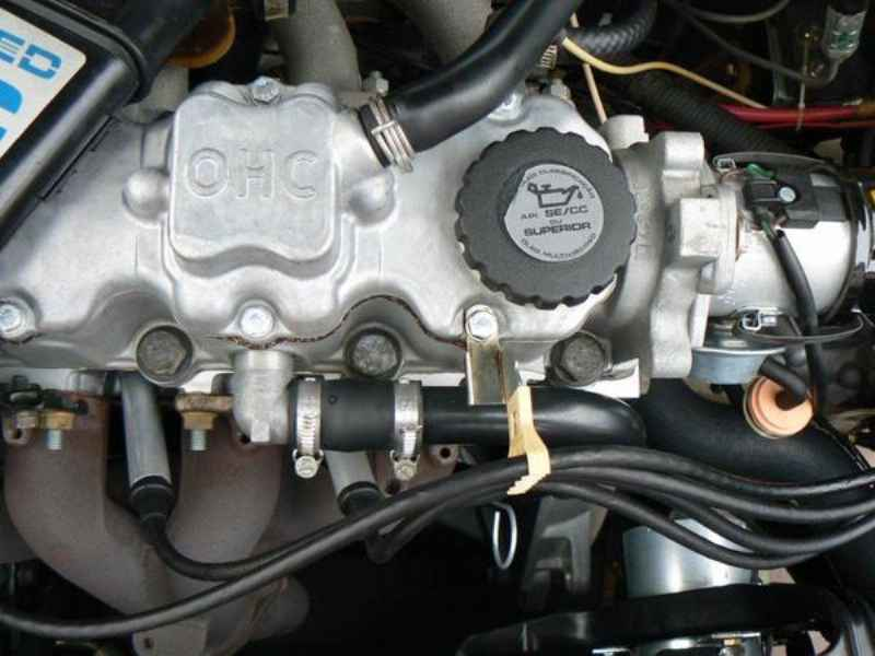 11048 - Monza SL/E 1989  9.000km