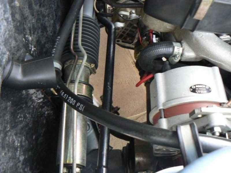 11049 - Monza SL/E 1989  9.000km