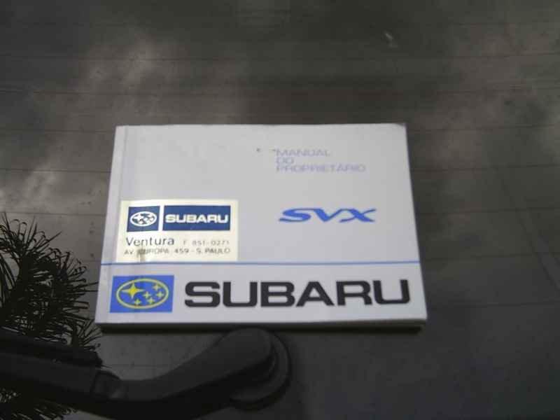 11294 - Subaru SVX 1993