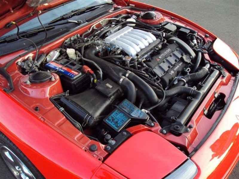 11414 - M 3000 GT VR4 1993