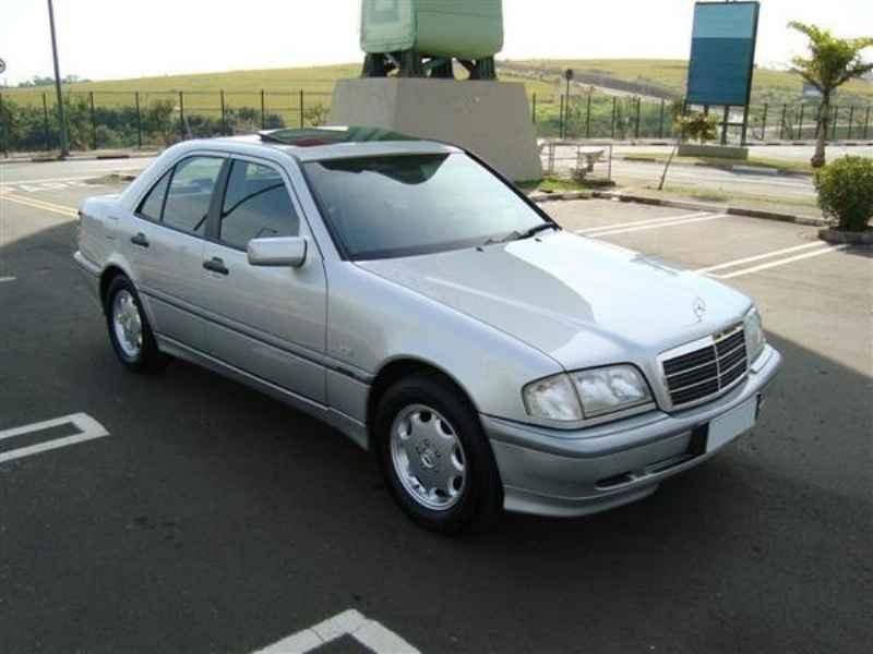 11453 - MB C-180 Classic 1998