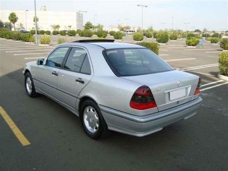 11455 - MB C-180 Classic 1998