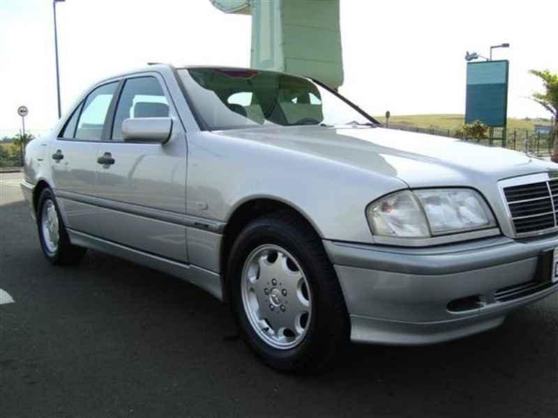 11460 - MB C-180 Classic 1998