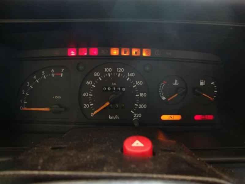11530 - Escort XR3 1991 Formula 00116km