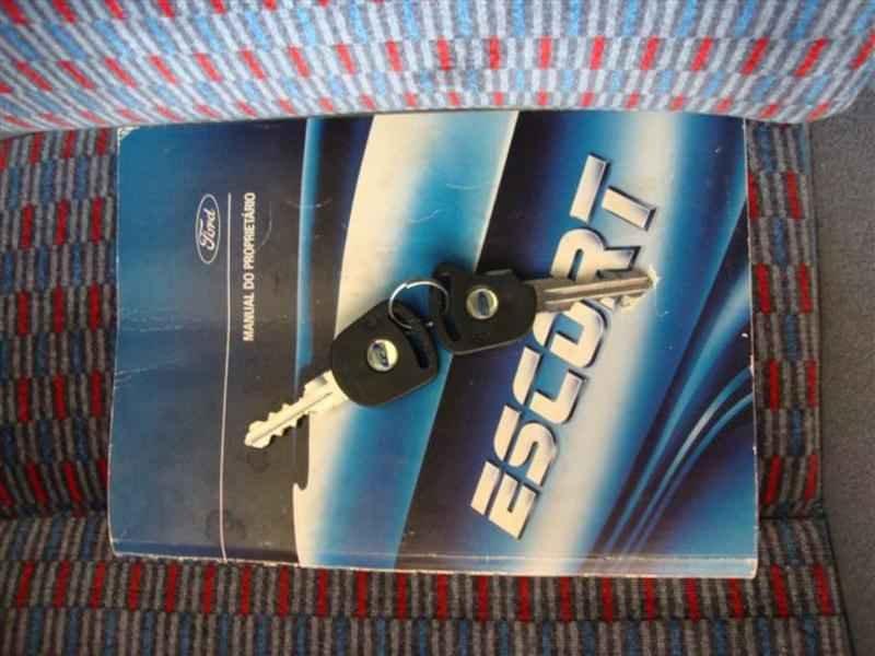 11554 - Escort XR3 1991 Formula 00116km