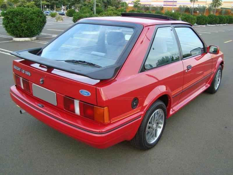 11568 - Escort XR3 1991 Formula 00116km