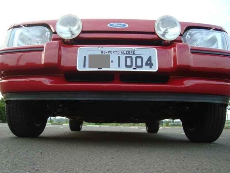 11573 - Escort XR3 1991 Formula 00116km