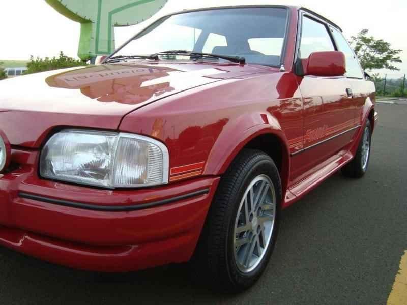 11579 - Escort XR3 1991 Formula 00116km