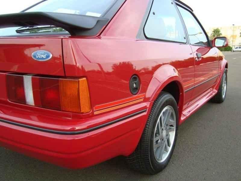 11582 - Escort XR3 1991 Formula 00116km