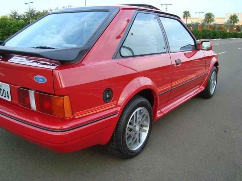 11583 - Escort XR3 1991 Formula 00116km