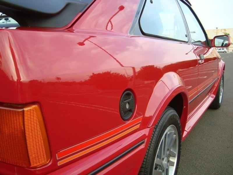 11585 - Escort XR3 1991 Formula 00116km