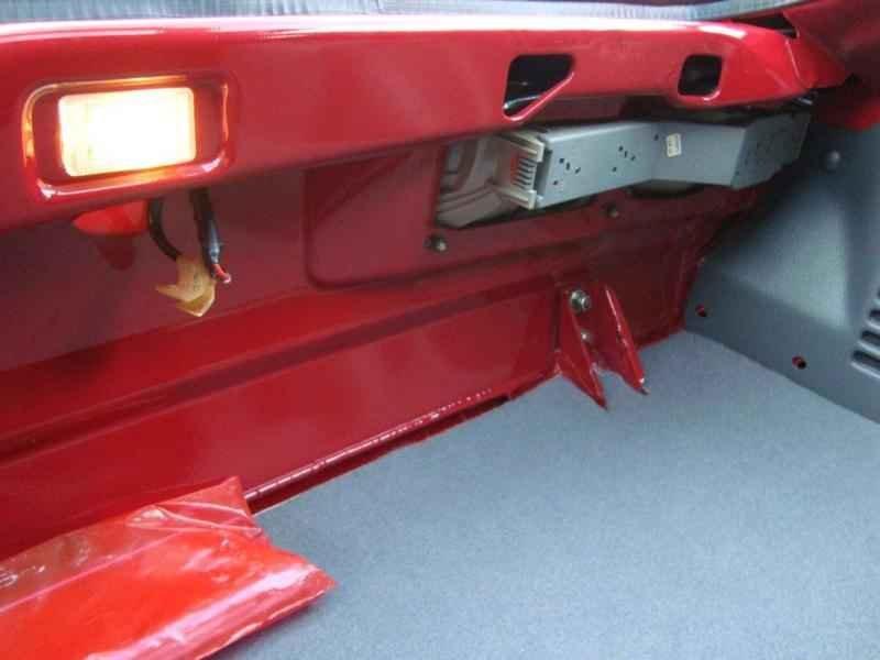 11641 - Escort XR3 1991 Formula 00116km