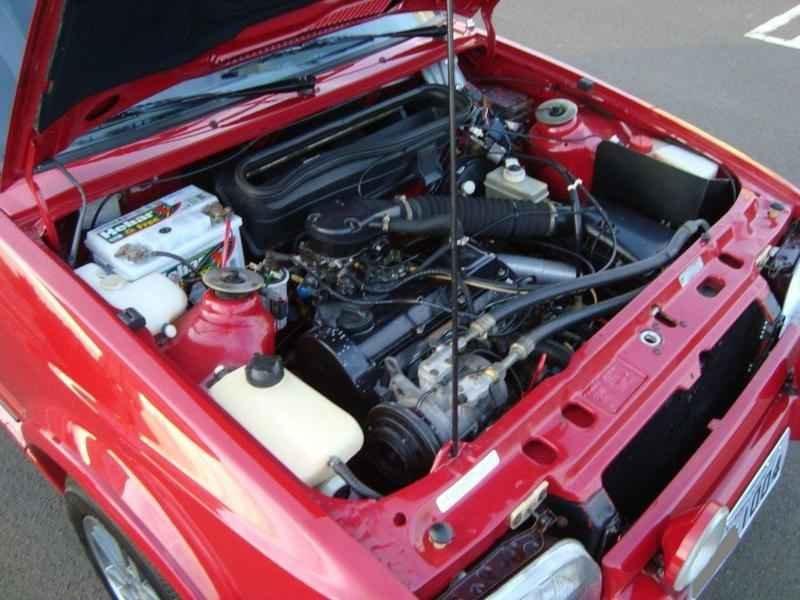 11648 - Escort XR3 1991 Formula 00116km