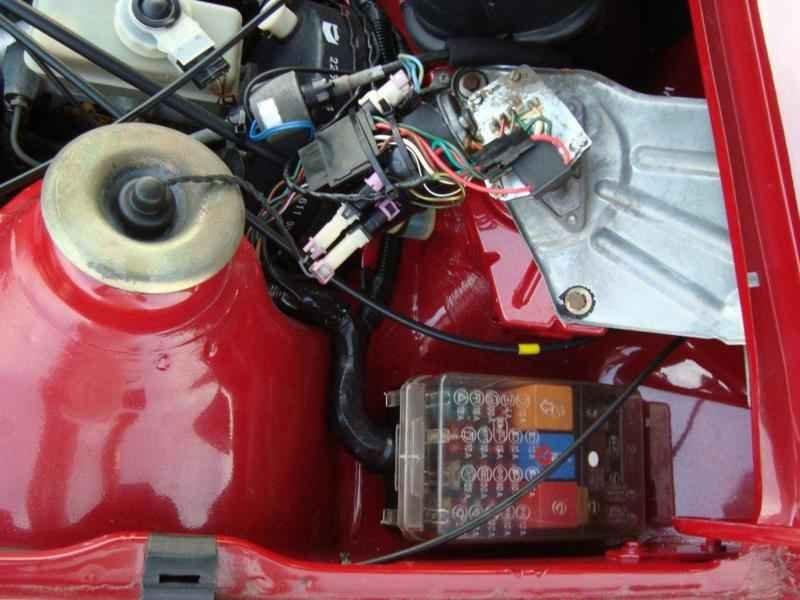 11651 - Escort XR3 1991 Formula 00116km