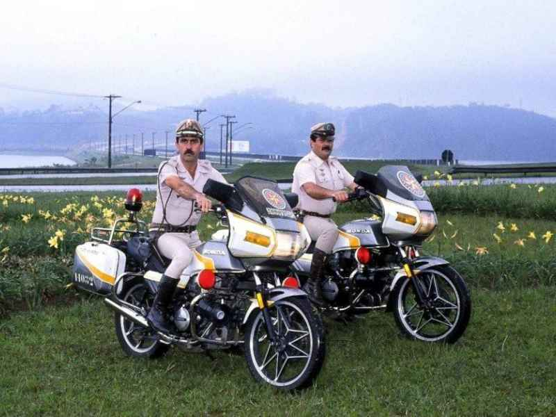 1168 - Policia Militar Rodoviaria anos 70/80