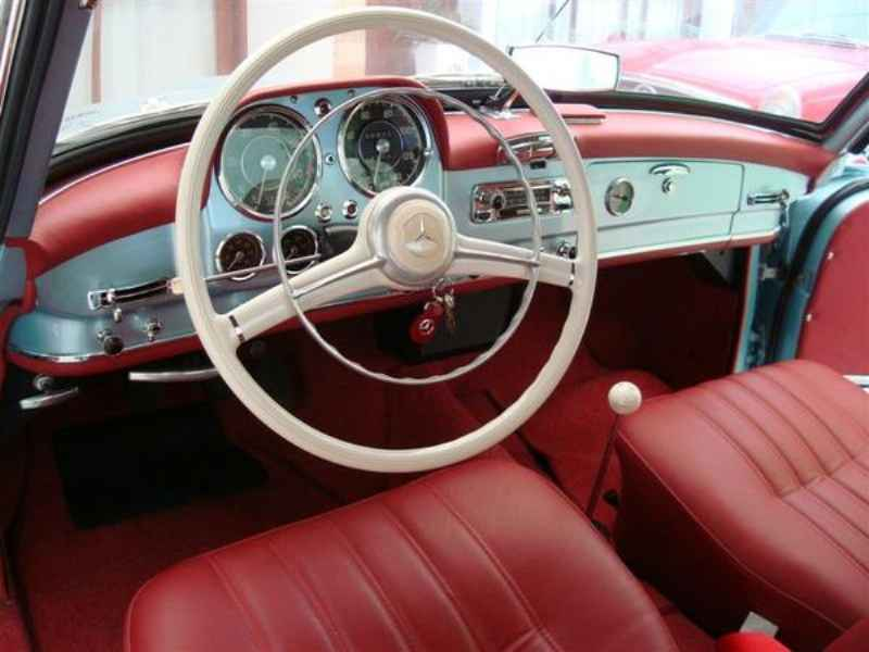 1176 1 - Garagem Mercedes SL