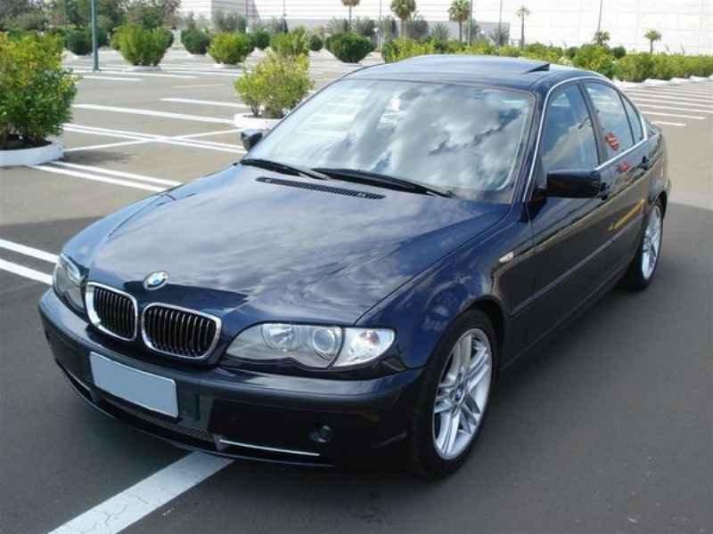 11802 - BMW 330i 2002