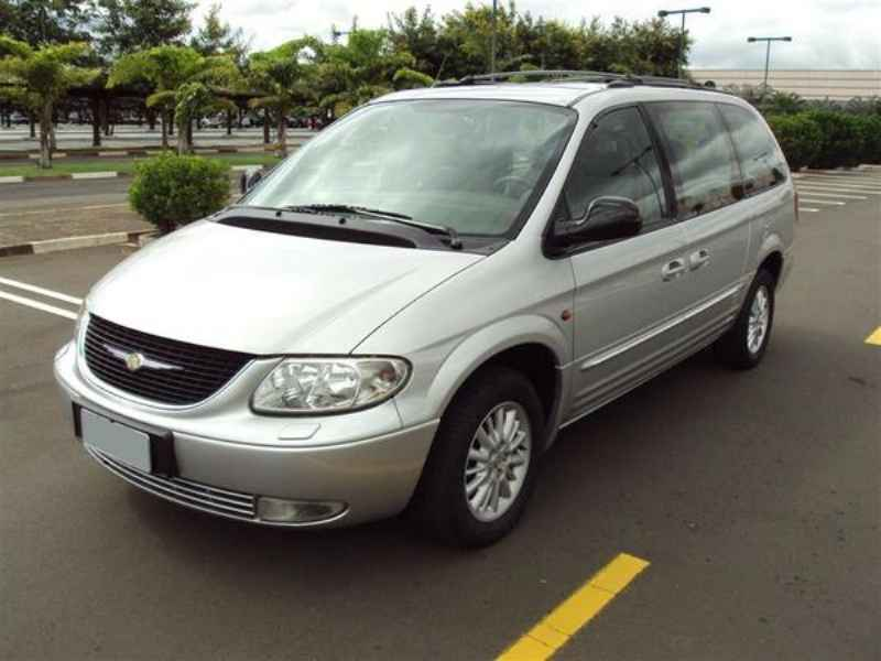 11885 - Grand Caravan LE 1998