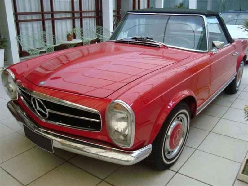 Garagem Mercedes SL