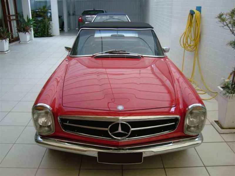 1192 1 - Garagem Mercedes SL