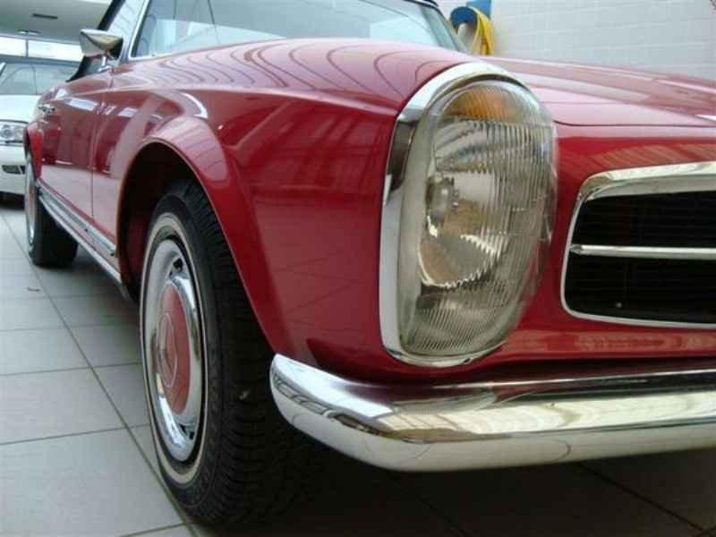1194 1 - Garagem Mercedes SL