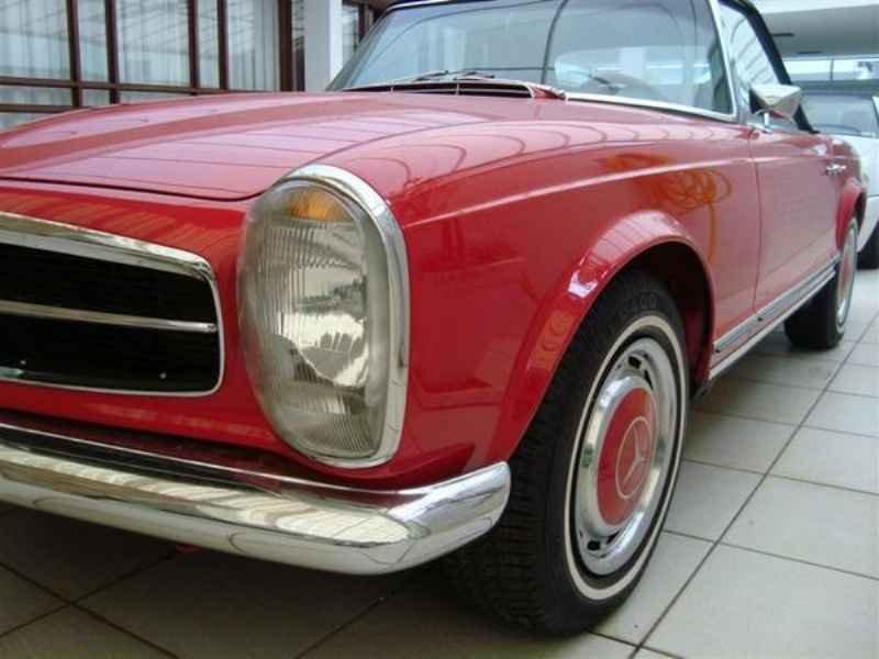 1195 1 - Garagem Mercedes SL