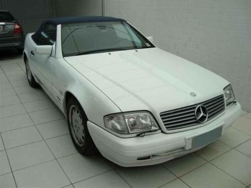 1201 1 - Garagem Mercedes SL