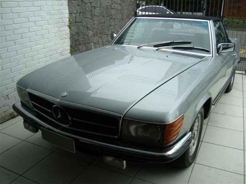 1204 1 - Garagem Mercedes SL