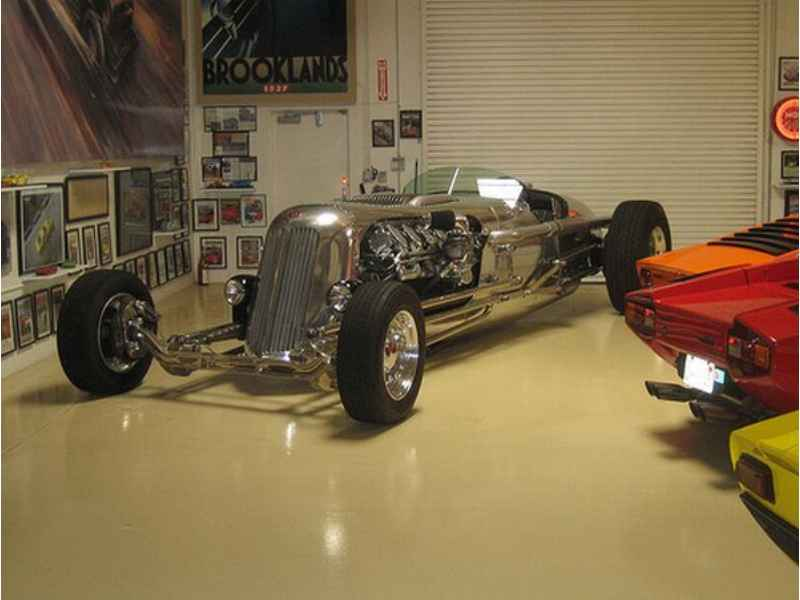 1211 1 - Garage Jay Leno`s