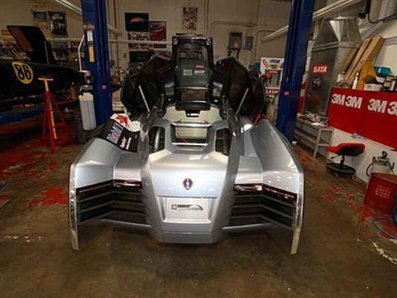 1226 - Garage Jay Leno`s