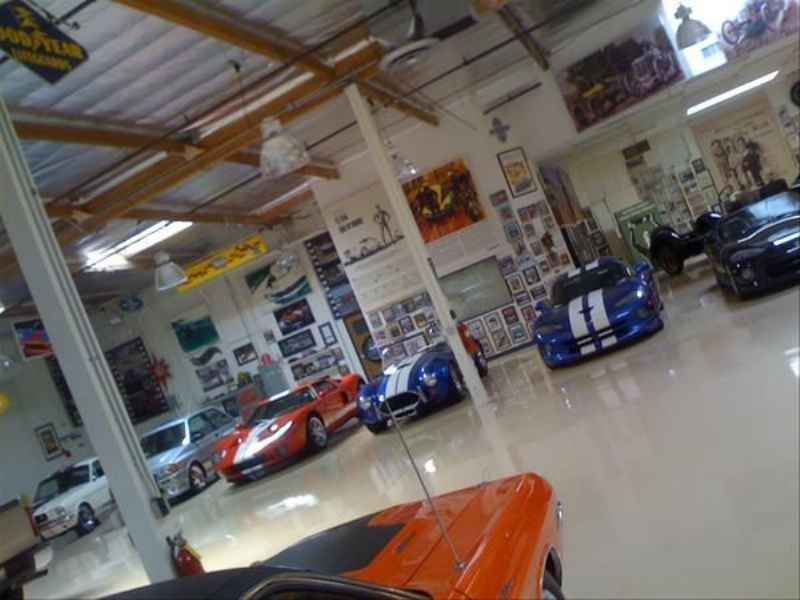 1230 - Garage Jay Leno`s