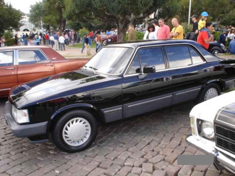 12305 - Opala Diplomata 1989