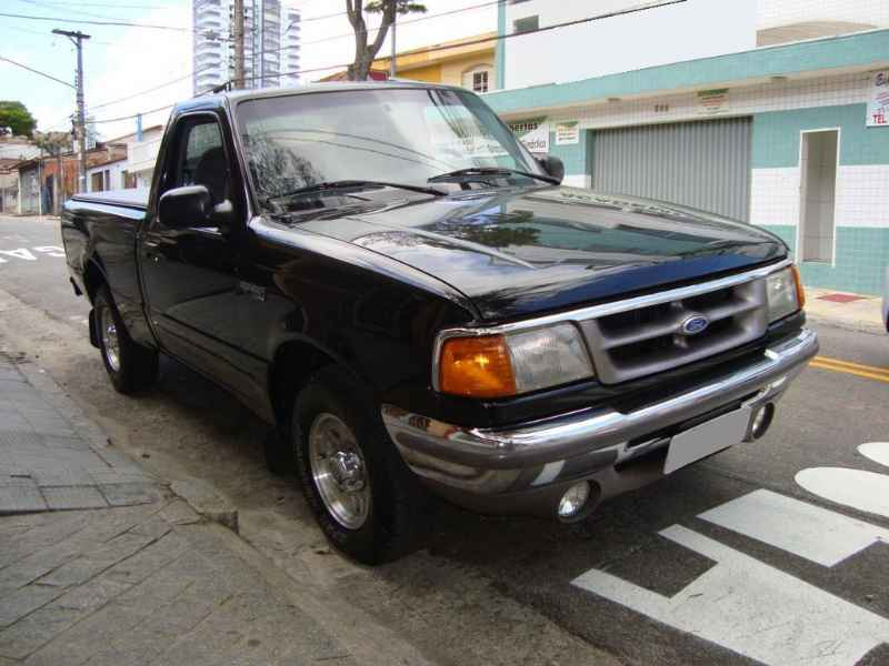 12307 - Ranger XLT 1997